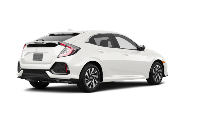 Honda Civic Hatchback LX 2019