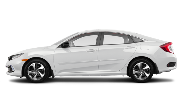 Honda Civic Sedan DX 2019