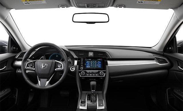 Honda Civic Sedan EX 2019 - photo 3
