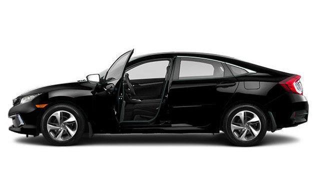 Civic Berline Lx 2019 192 Partir De 22 545 Hamel Honda