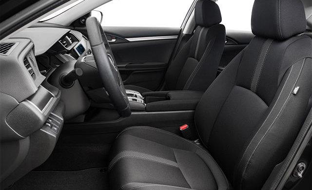 Honda Civic Sedan LX 2019 - photo 1