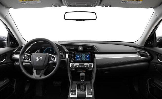 Honda Civic Sedan LX 2019 - photo 3
