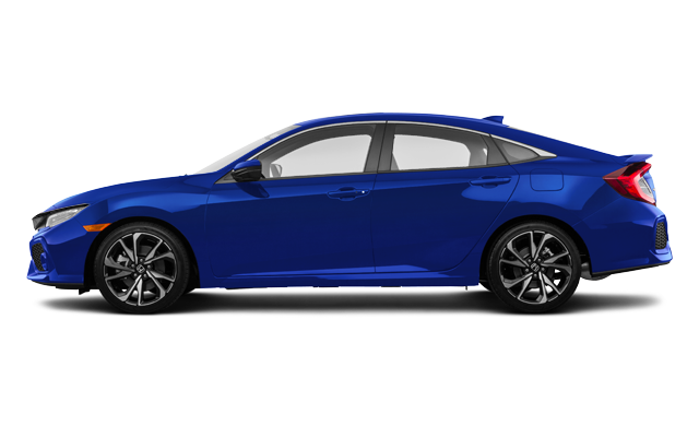 Honda Civic Sedan Si 2019