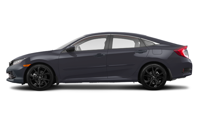 Honda Civic Berline Sport 2019
