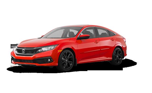 Certified Auto Sales >> 2019 Honda Civic Sedan Sport - from $27385.2 | Halton Honda
