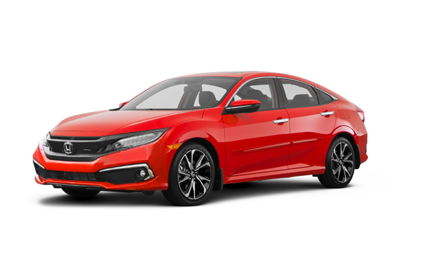 2019 Honda Civic Sedan Touring - from $30071.5 | Halton Honda