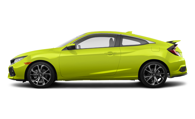 Honda Civic Coupé Si 2019