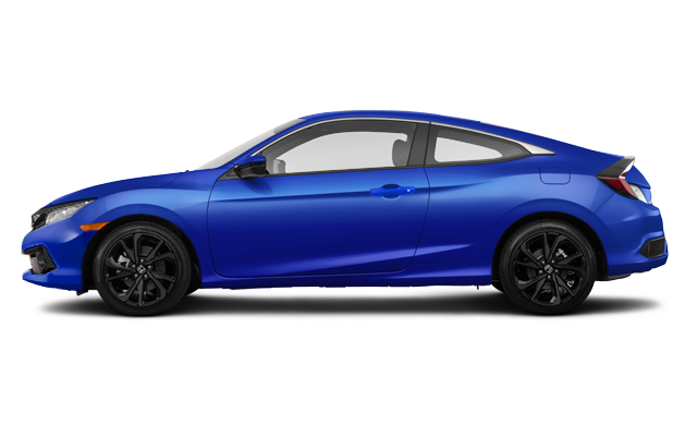 Honda Civic Coupé Sport 2019