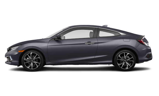 2019 Honda Civic Coupe Touring