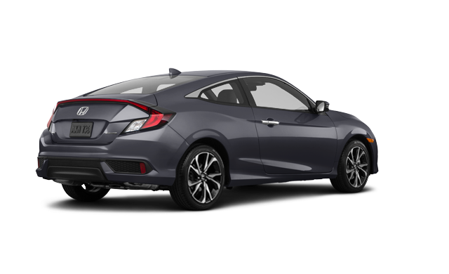The Honda Way The 2019 Honda Civic Coupe Touring In