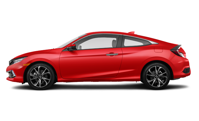 Honda Civic Coupe Touring 2019