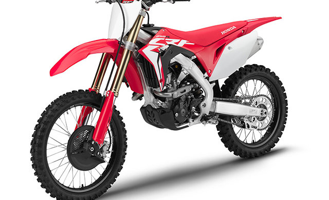 2019 Honda CRF250R STANDARD