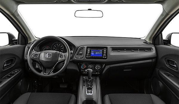 2019 Honda HR-V LX-AWD - from $27321.5 | Halton Honda