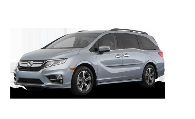 2019 Honda Odyssey Ex L Res From 46911 5 Halton Honda