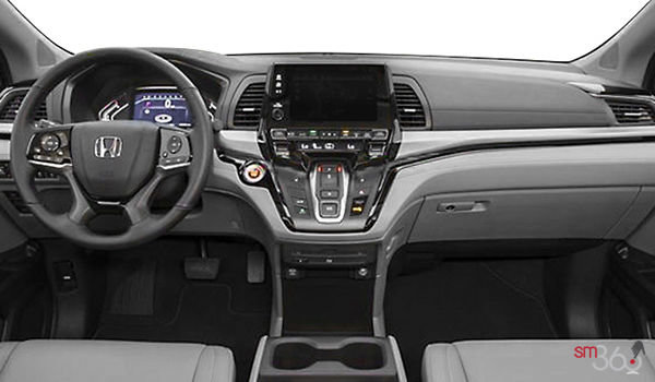 Honda Odyssey Mini Fourgonnette Ex L Res Cuir Gris Tb