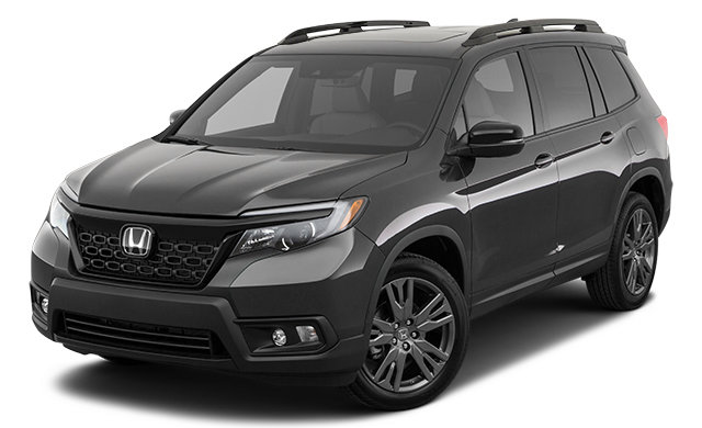 Honda Passport EX-L 2019 - photo 1