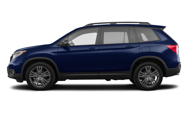 Honda Passport EX-L 2019