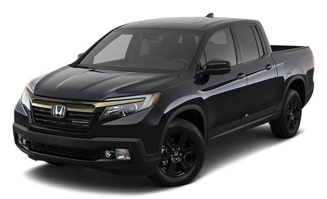 Honda Ridgeline BLACK EDITION 2019 - photo 2