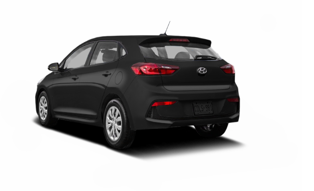 2019 Hyundai Accent 5 doors Essential
