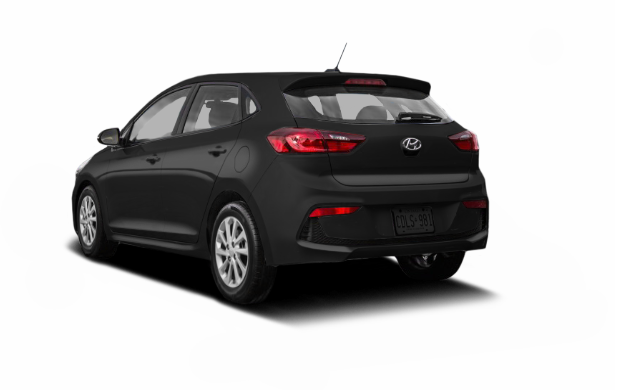 2019 Hyundai Accent 5 doors Preferred