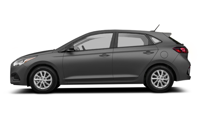 Hyundai Accent 5 doors Preferred  2019