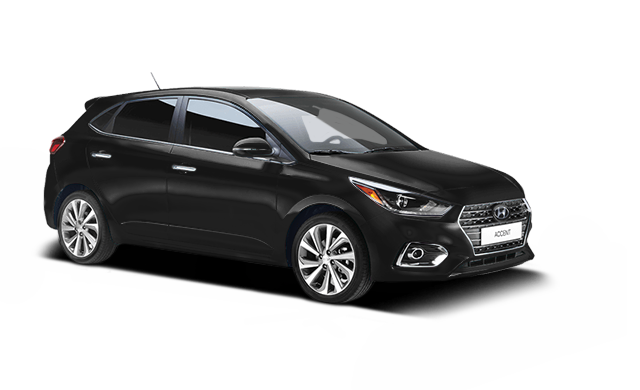 2019 Hyundai Accent 5 doors Ultimate