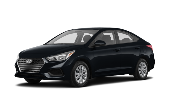 2019 Hyundai Accent Sedan Essential w/ Comfort Package