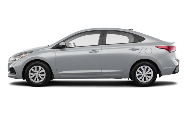 Hyundai Accent Sedan Essential w/ Comfort Package 2019