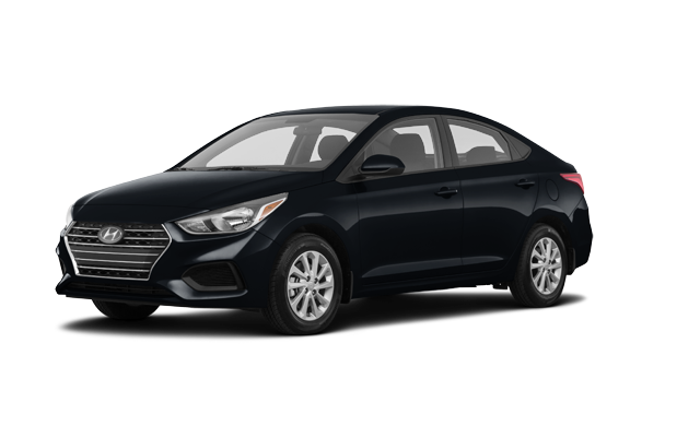 2019 Hyundai Accent Sedan Preferred