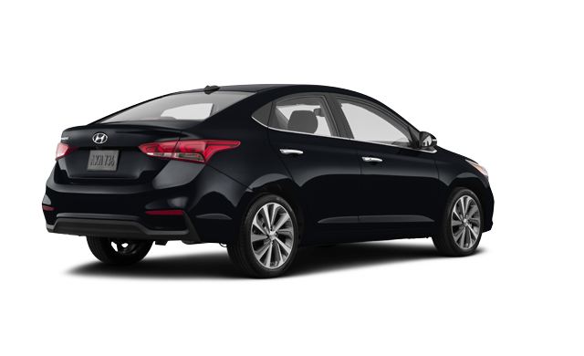 2019 Hyundai Accent Sedan Ultimate
