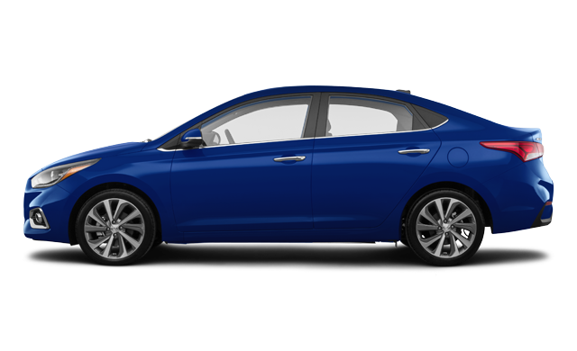 Hyundai Accent Sedan Ultimate 2019