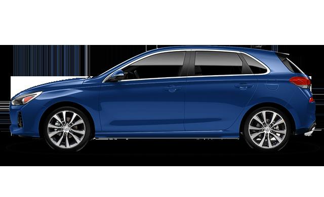 Sentes Automotive The 2019 Hyundai Elantra Gt Luxury In The