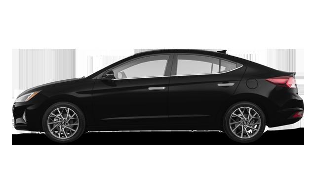 Hyundai Elantra LUXURY 2019