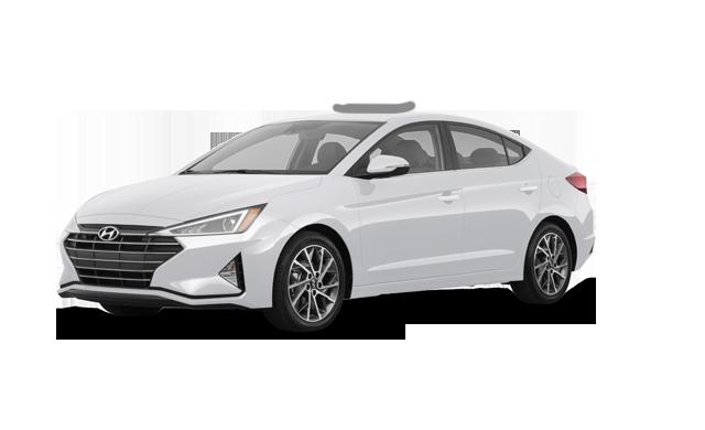 Penticton Hyundai The 2019 Elantra Luxury In Penticton