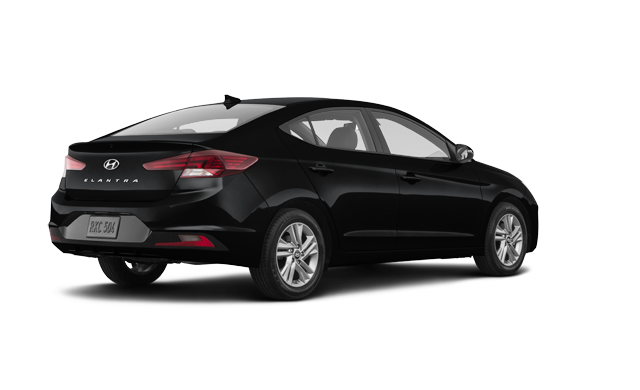 2019 Hyundai Elantra PREFERRED WITH S&S