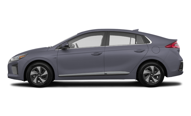 Hyundai Ioniq Hybrid Preferred 2019