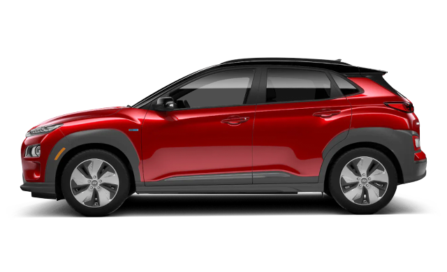 Hyundai KONA électrique PREFERRED Bicolore 2019