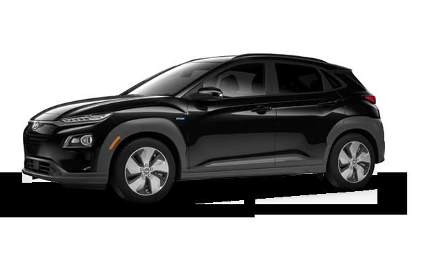 Hyundai KONA électrique ULTIMATE 2019