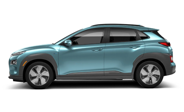 Hyundai KONA Electric ULTIMATE 2019
