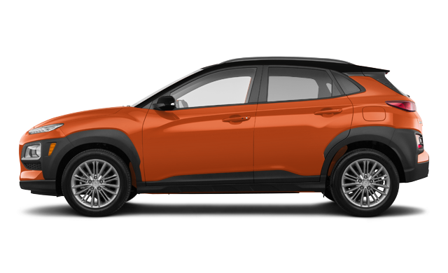 2019 Hyundai Kona PREFERRED Two-Tone