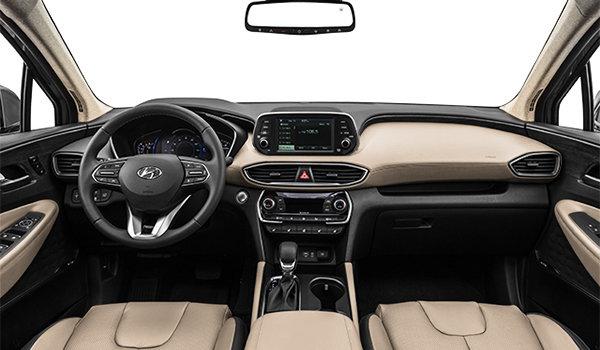 Hyundai Customer Service >> 2019 Hyundai Santa Fe LUXURY - Starting at $39439.0 ...
