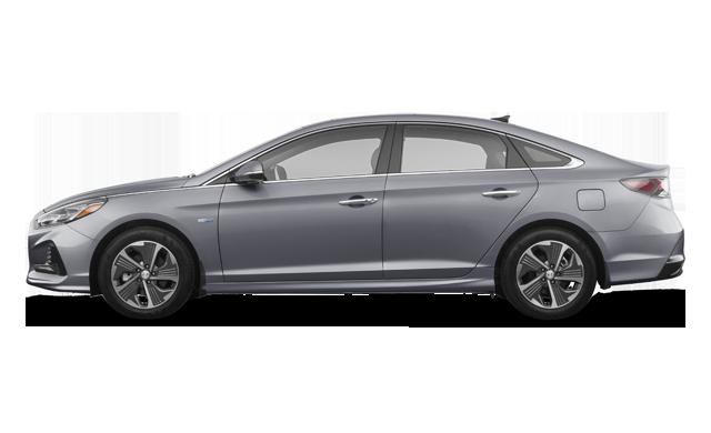 Hyundai Sonata Hybrid Luxury 2019