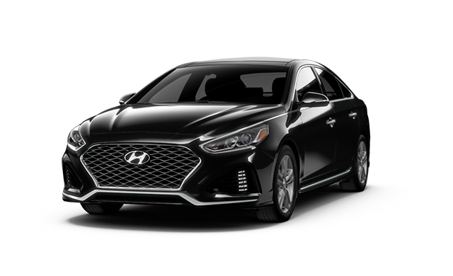 2019 Hyundai Sonata Essential with Sport package
