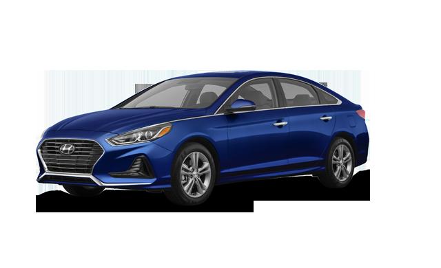Luxury Car Lease >> 2019 Hyundai Sonata Preferred - from $31,438 | Sudbury Hyundai
