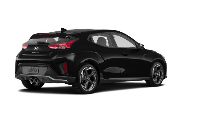 2019 Hyundai Veloster TURBO TECH - Starting at $26709 0