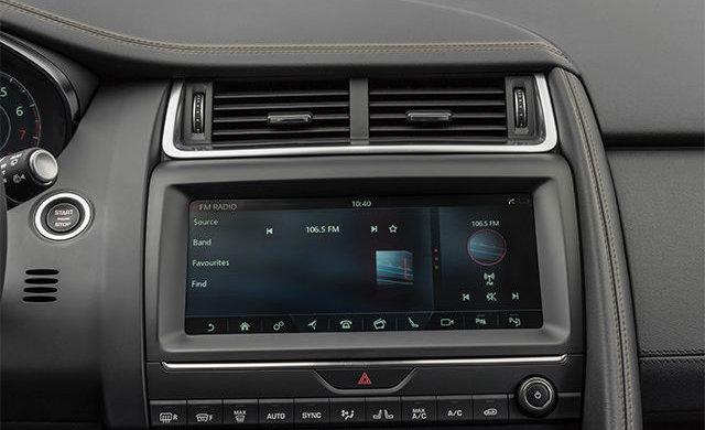 Jaguar E-Pace R-DYNAMIC SE 2019 - 3