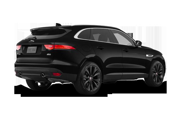 2019 Jaguar F-Pace PORTFOLIO