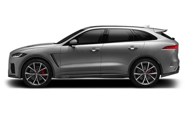 2019 Jaguar F-Pace SVR: News, Design, Engine, Price >> 2019 Jaguar F Pace Svr From 92 590 Jaguar Vancouver