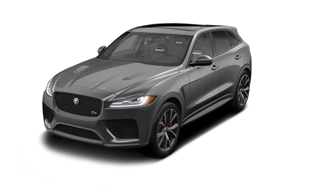 2019 Jaguar F Pace Svr From 92 590 Jaguar Vancouver