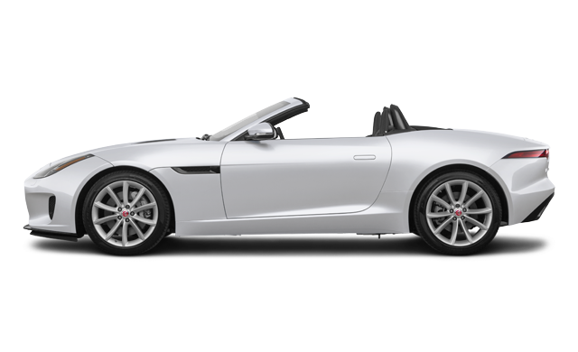 Jaguar F-Type Décapotable BASE F-TYPE 2019